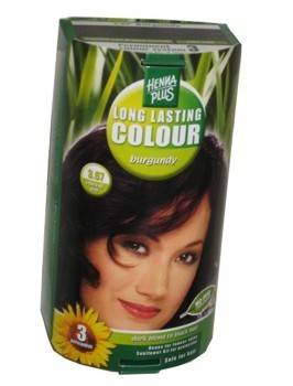 vopsea de par long lasting colour burgundy 3.67