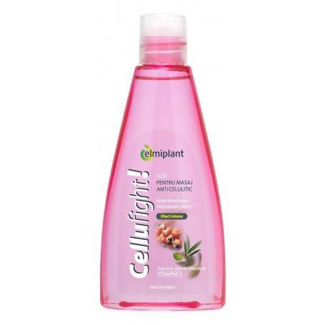 CELLUFIGHT ULEI PENTRU MASAJ ANTICELULITIC 200 ML