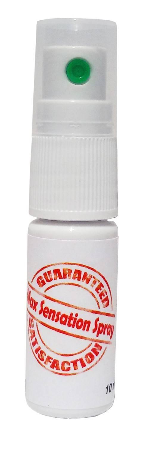max sensation spray 10ml