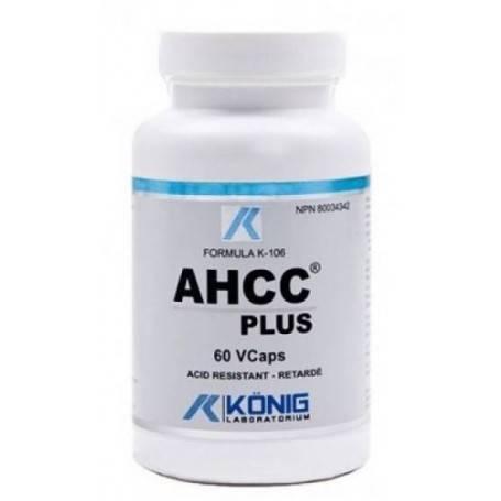 AHCC PLUS 60CPS