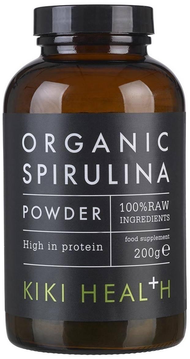 Pudra de Spirulina Organica 200g thumbnail