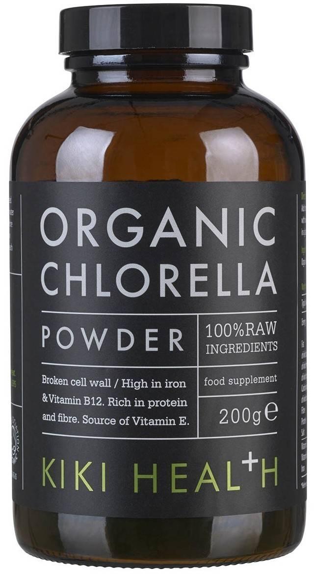 Pudra de Chlorella Organica 200g thumbnail