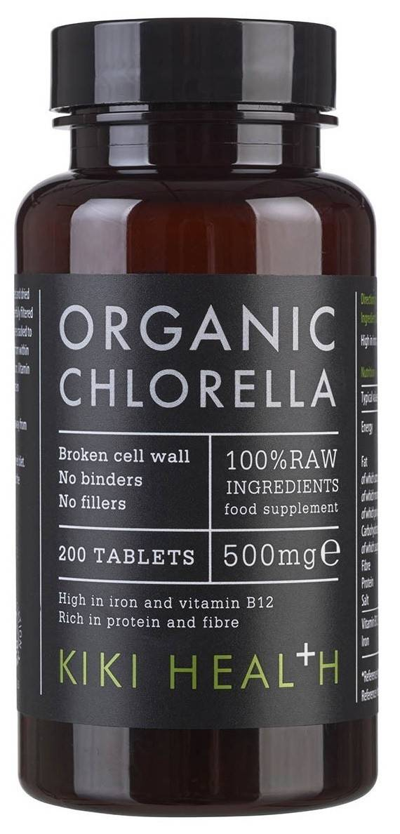 Chlorella Organica 200 tablete thumbnail