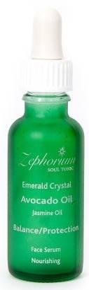 ser de fata emerald crystal cu ulei de iasomie