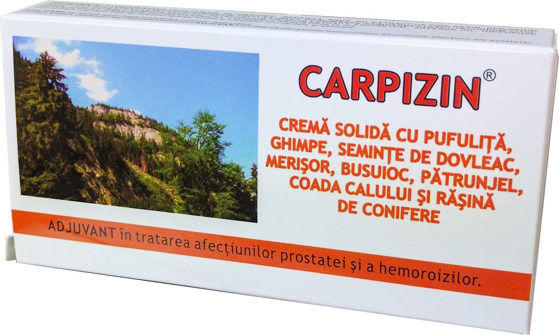 CARPIZIN SUPOZITOR 1,5GR 10 thumbnail