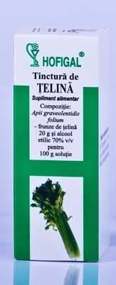 tinctura de telina - 50 ml hofigal