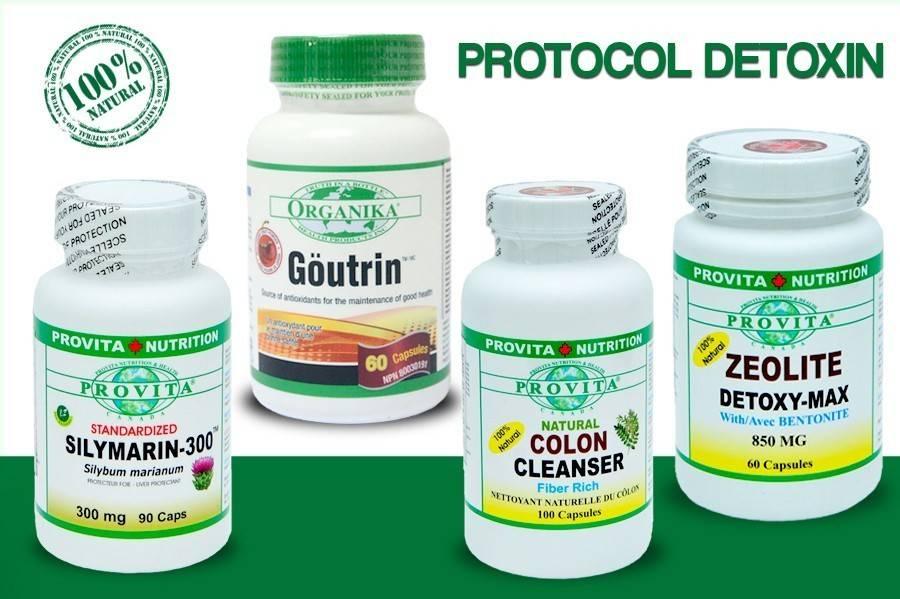 protocol detoxin
