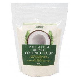 FAINA DE COCOS Certificata Organic 500GR Fara Gluten (Paleo)