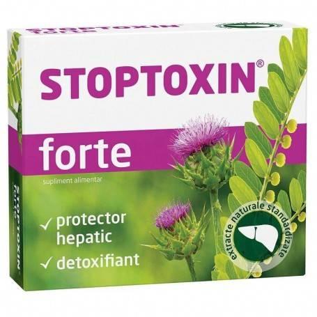 Stoptoxin Forte 30cps Fiterman