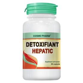 DETOXIFIANT HEPATIC 30CPS