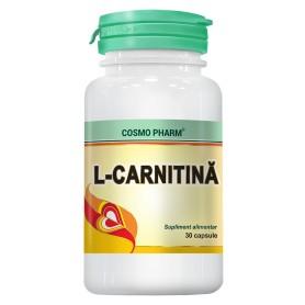 L-CARNITINA 30CPS