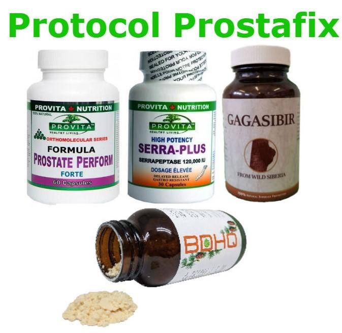 protocol prostafix - pentru o prostata sanatoasa