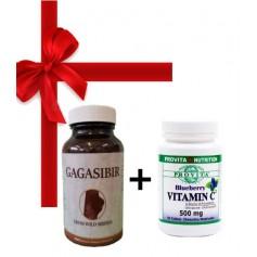 Pachet Gagasibir + Vitamina C