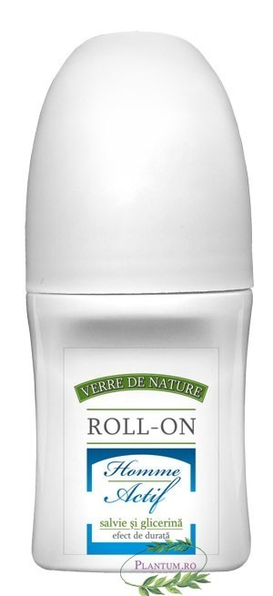 deo roll-on homme actif