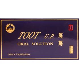 Toot U.P 10ml X 7 bottles