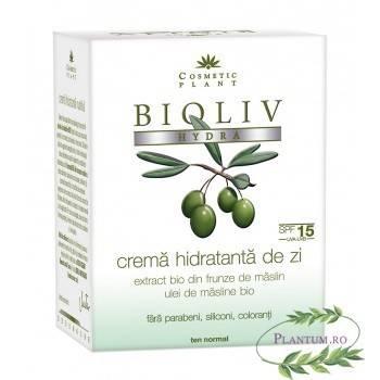 crema hidratanta zi bioliv 50ml