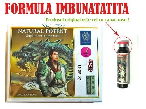 Natural Potent 4 Fiole thumbnail