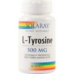 L-TYROSINE 500MG 50CPS