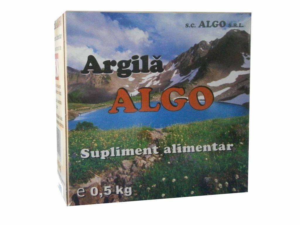 ARGILA ALGO 500G thumbnail