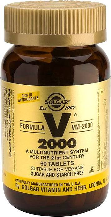 Formula VM 2000 tabs 60s thumbnail