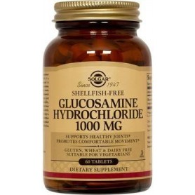 Glucosamine HCL 1000mg (Shellfish-Free)tabs 60s