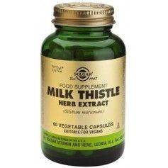 Milk Thistle Herb Extract veg.caps 60s SOLGAR