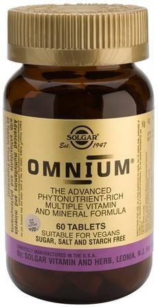omnium tabs 60s