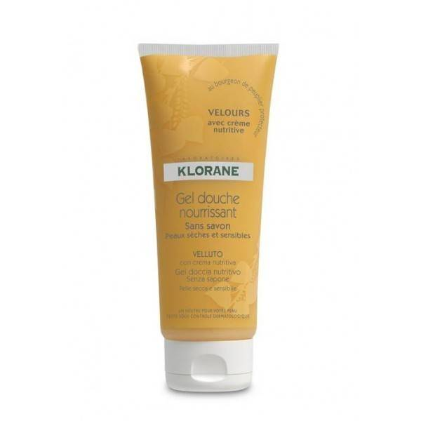 klorane gel dus velours 200ml