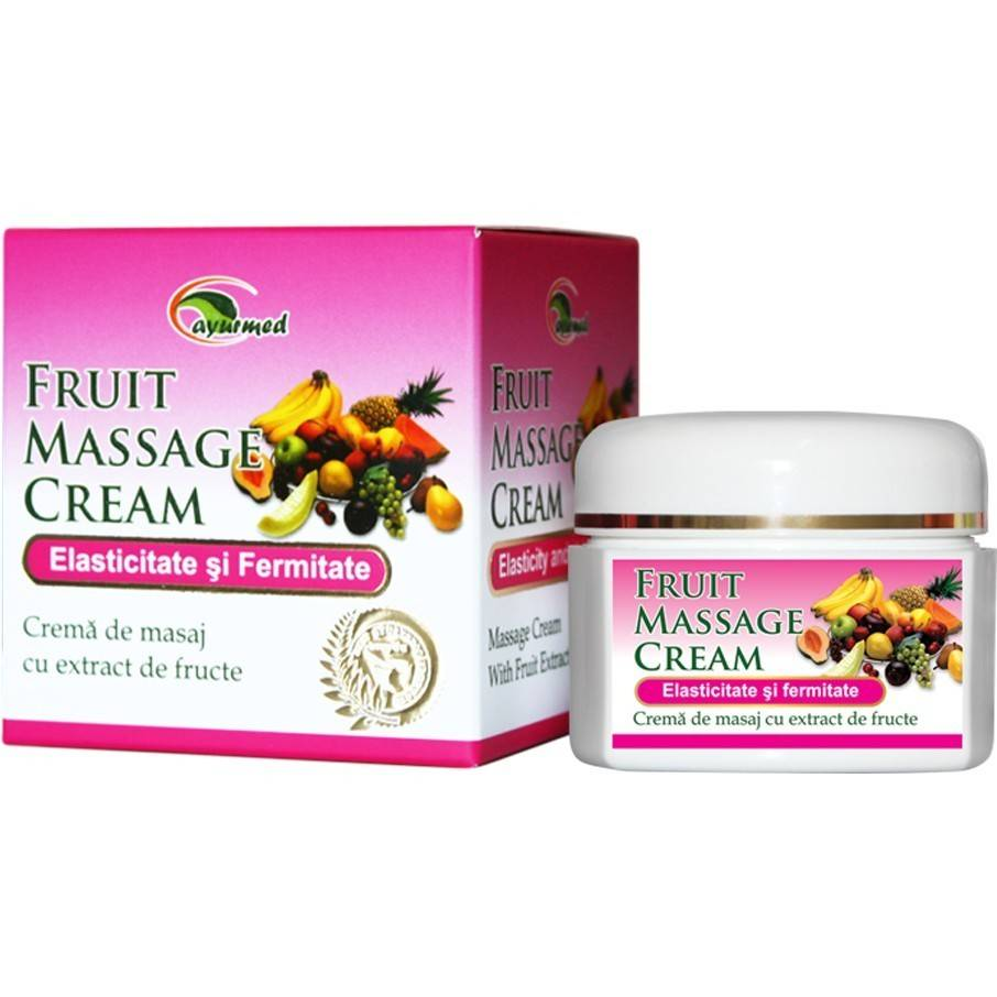 FRUIT MASSAGE CREAM thumbnail