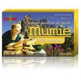 EXTRACT PURIFICAT DE RASINA MUMIE - 30 TB DAMAR thumbnail