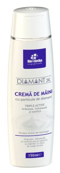 diamant 3k – crema de maini – 150ml
