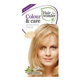 Vopsea permanenta fara amoniac CCA Light Blond 8