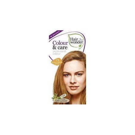 Vopsea permanenta fara amoniac CCA Medium Gloden Blond 7.3